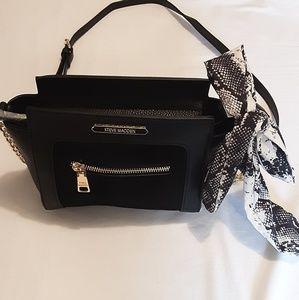 Black Steve Madden purse